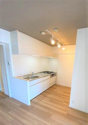 《キッチン》充実した機能で使いやすいキッチンになりました