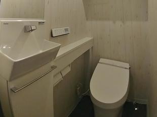 【タンクレストイレ】LIXILサティスS(東京都板橋区)