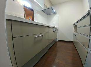【システムキッチン】LIXILシエラ(東京都中野区)