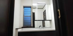 【洗面室】LIXILルミシス(東京都中野区)