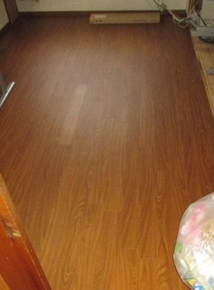 【東京都杉並区G様邸】床フローリングの修繕工事(サンゲツ・リフォルタ)
