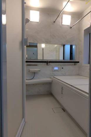 【東京都T様邸】浴室リフォーム(LIXILアライズ)