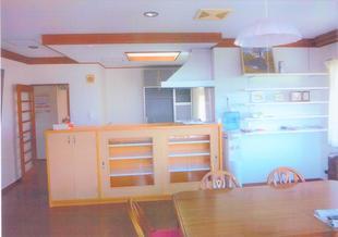 出水市 LDK(リビング・ダイニング・キッチン)改修工事