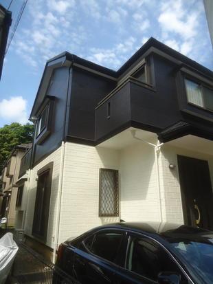 千葉県 「高耐久塗料」と「リフォームかし保険」付きの外壁・屋根リフォーム