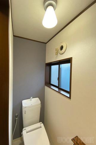 色・柄の選択だけで快適なトイレを演出