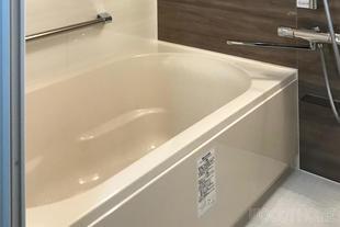千葉市中央区 掃除が楽で使いやすくなる、マンションの浴室リフォーム
