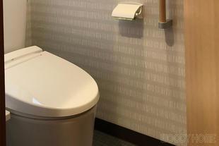 千葉市中央区 築45年の木造住宅の1階2階のトイレを快適な空間にリフォーム