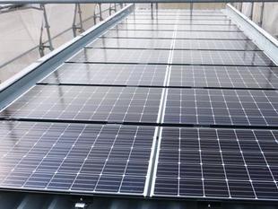 自然の恵み(太陽の光)を上手に生かして屋根改修!