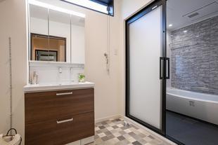 静岡いい家いいリフォーム 洗面・浴室改修で毎日快適!