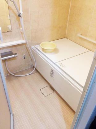 マンションの快適浴室リフォーム
