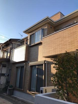 屋根・外壁の塗装リフォームできれいに!