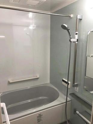 使いやすい浴室にリフォーム