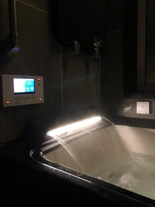 ホテルのような、リラックスしたシャワータイムを!