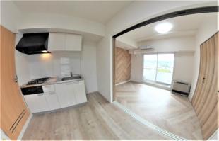 札幌西区マンションリフォーム(浴室:集合住宅用ユニットバスルームBW)