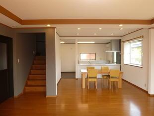 A様邸② 内部の全面改装