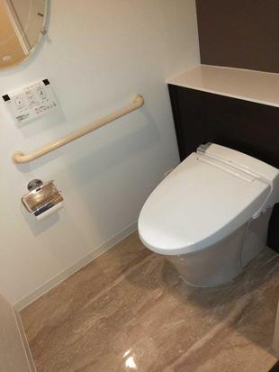 トイレ~スッキリ空間へ♪