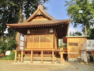 「御造替1250年 神楽殿」歴史的建造物再建!【真岡市】