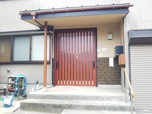 断熱性がよい玄関引戸