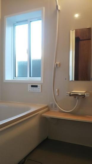 あったかお風呂と台所|三条市リフォーム